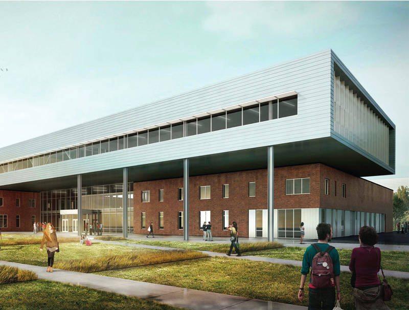 Building On Wichita Campus
