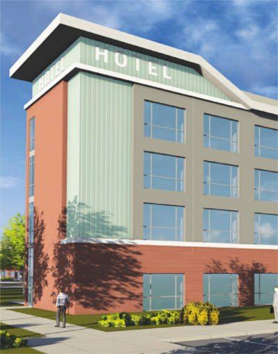 Hotel Near Wichita Campus