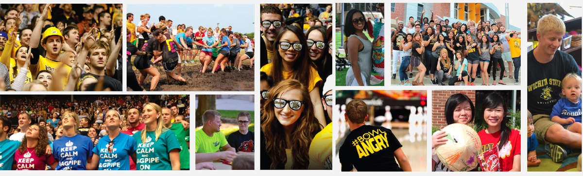 Wichita State traditions montage