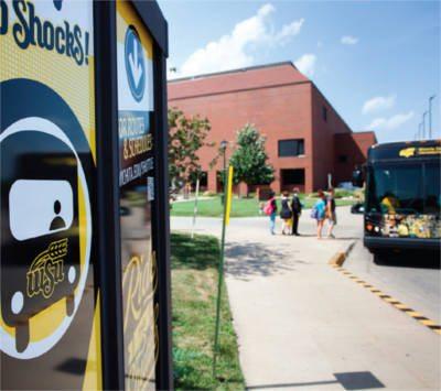 WSU Bus Stop