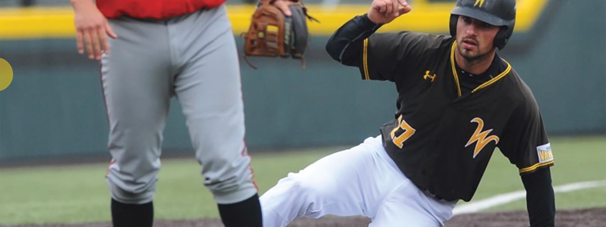 Wichita baseball player