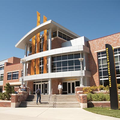 Rhatigan Student Center