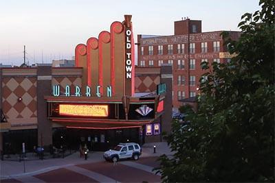 Wichita's Old Town District