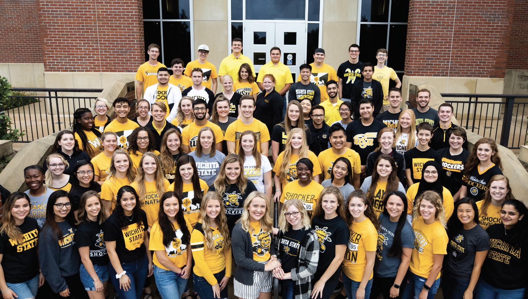 WELCOME | Wichita State University Online Visitor Guide on koch arena seating guide, koch arena seating chart, koch arena map, koch arena events,